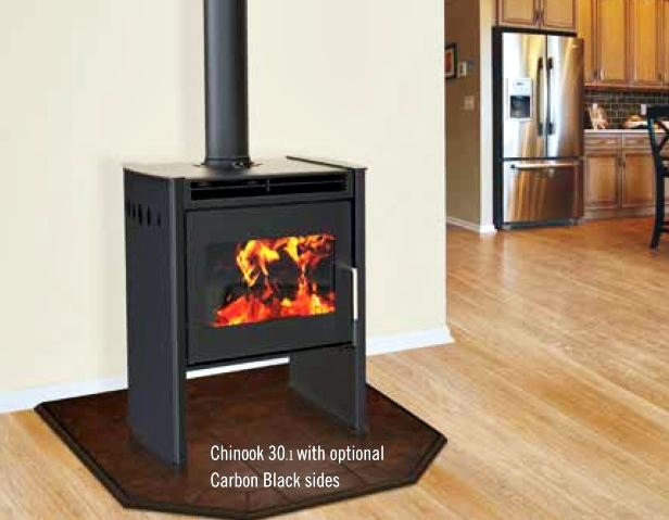 Scegliere la stufa a legna stufe e caminetti a legna e pellet a lunga autonomia - Stufe piccole a legna ...