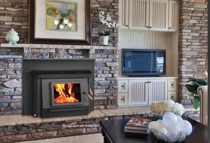 Stufe e caminetti a legna a fuoco continuo per il riscaldamento continuativo ed economico della - Stufe a legna per riscaldamento ...